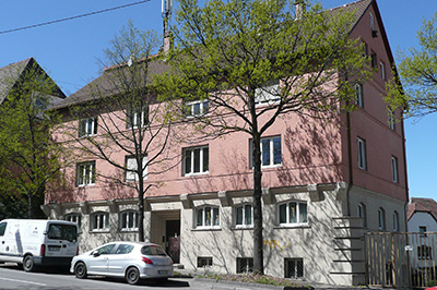 Mehrfamilienhaus Stuttgart